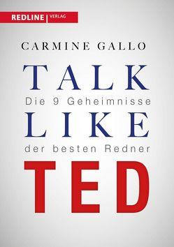 Talk like TED von Gallo,  Carmine, Kinkel,  Silvia