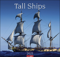 Tall Ships Kalender 2021 von Weingarten