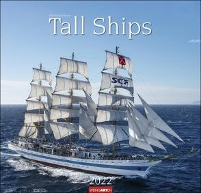 Tall Ships Kalender 2022 von Weingarten
