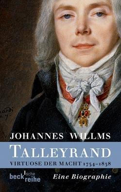 Talleyrand von Willms,  Johannes