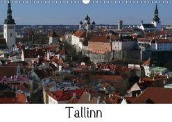Tallinn (Wandkalender 2018 DIN A3 quer) von M. Laube,  Lucy