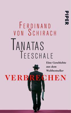 Tanatas Teeschale von Schirach,  Ferdinand von