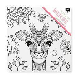 Tangle-Rahmen Wildlife von Edition Michael Fischer
