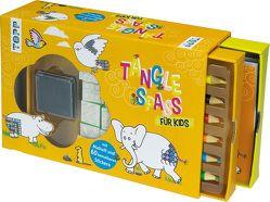Tangle-Spaß für Kids Set von Bietz,  Christine, frechverlag