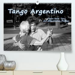Tango Argentino – Paare beim Tanz auf öffentlichen Plätzen (Premium, hochwertiger DIN A2 Wandkalender 2020, Kunstdruck in Hochglanz) von Hoffmann,  Klaus