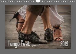 Tango feetAT-Version (Wandkalender 2019 DIN A4 quer) von / Alessandra & Peter Seitz,  werk-2