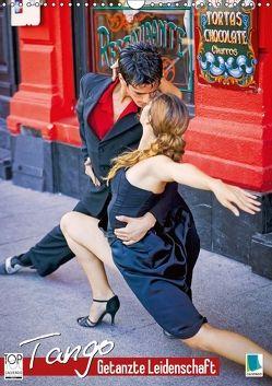 Tango – Getanzte Leidenschaft (Wandkalender 2018 DIN A3 hoch) von CALVENDO, k.A.