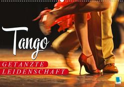 Tango – Getanzte Leidenschaft (Premium, hochwertiger DIN A2 Wandkalender 2020, Kunstdruck in Hochglanz) von CALVENDO