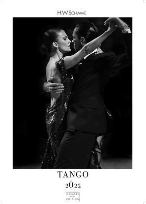 Tango schwarz/weiss 2022 von Schawe,  Heinz-werner