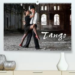 Tango – sinnlich und melancholisch (Premium, hochwertiger DIN A2 Wandkalender 2021, Kunstdruck in Hochglanz) von KRÄTSCHMER,  photodesign