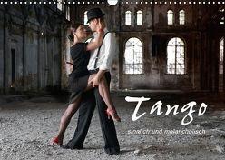 Tango – sinnlich und melancholisch (Wandkalender 2018 DIN A3 quer) von KRÄTSCHMER,  photodesign
