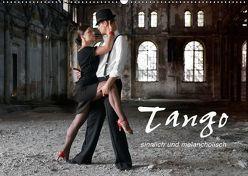 Tango – sinnlich und melancholisch (Wandkalender 2019 DIN A2 quer) von KRÄTSCHMER,  photodesign