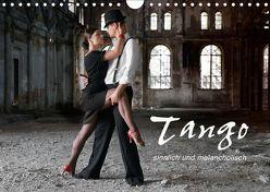 Tango – sinnlich und melancholisch (Wandkalender 2019 DIN A4 quer) von KRÄTSCHMER,  photodesign