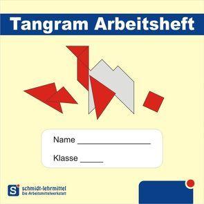 Tangram Arbeitsheft von Schmidt,  Torsten
