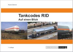 Tankcodes RID – Auf einen Blick von Ziesmer,  Rainer