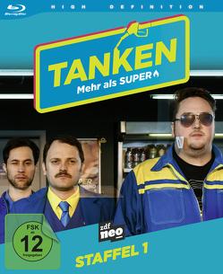 Tanken – Mehr als Super: Die komplette erste Staffel (2 Blu-rays) von Orr,  Joseph, Plura,  Martina, Schlegel,  Marc