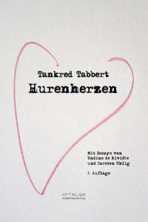 Tankred Tabbert – Hurenherzen von Rivière,  Undine de, Tabbert,  Tankred, Uhlig,  Carsten