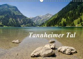 Tannheimer Tal (Wandkalender 2018 DIN A3 quer) von Schmidt,  Bernd