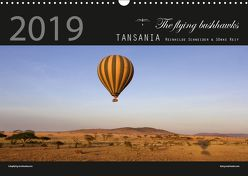 Tansania 2019 (Wandkalender 2019 DIN A3 quer) von flying bushhawks,  The