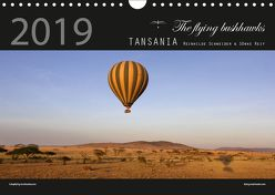 Tansania 2019 (Wandkalender 2019 DIN A4 quer) von flying bushhawks,  The