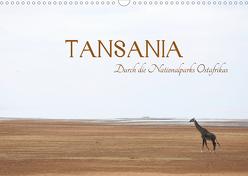 Tansania – Durch die Nationalparks Ostafrikas (Wandkalender 2020 DIN A3 quer) von Stützle,  Michael