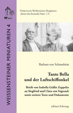 Tante Bella und der Luftschiffonkel von von Schnurbein,  Barbara