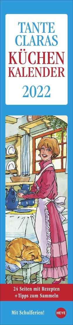 Tante Clara Küchenkalender 2022 von Heye