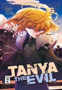 Tanya the Evil 06 von Diouf,  Aminata, Tojo,  Chika, Zen,  Carlo