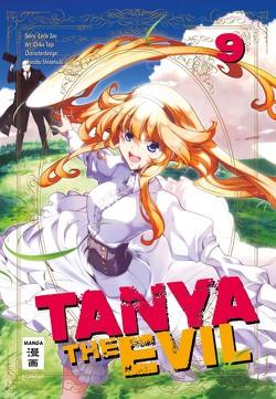 Tanya the Evil 09 von Diouf,  Aminata, Tojo,  Chika, Zen,  Carlo