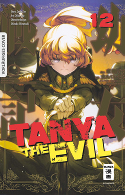 Tanya the Evil 12 von Höfler,  Burkhard, Tojo,  Chika, Zen,  Carlo