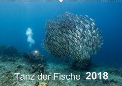 Tanz der Fische (Wandkalender 2018 DIN A2 quer) von - Yvonne & Tilo Kühnast,  naturepics