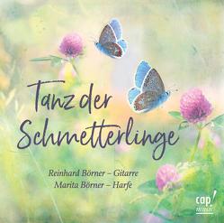 Tanz der Schmetterlinge von Börner,  Marita, Börner,  Reinhard
