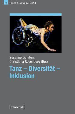 Tanz – Diversität – Inklusion von Quinten,  Susanne, Rosenberg,  Christiana