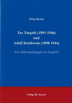Tao Xingzhi (1891-1946) und Adolf Reichwein (1898-1944) von Huang,  Dong