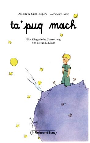 ta'puq mach – Der kleine Prinz von Litaer,  Lieven L.