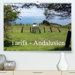 Tarifa – Andalusien (Premium, hochwertiger DIN A2 Wandkalender 2021, Kunstdruck in Hochglanz) von Peitz,  Martin