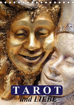 Tarot und Liebe (Tischkalender 2020 DIN A5 hoch) von Stanzer,  Elisabeth