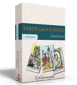 Tarot von A.E. Waite. Das Starterset von Schwarz,  Lilo