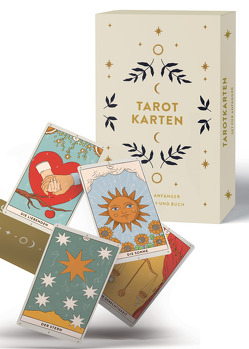 Tarotkarten von Klindert,  Verena