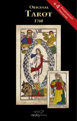 Tarot de Marseille von 1760 – neu aufgelegt von Seibt,  Torsten