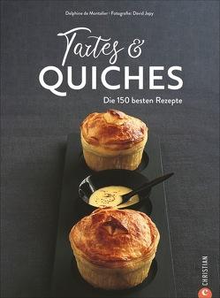 Tartes & Quiches von Montalier,  Delphine de