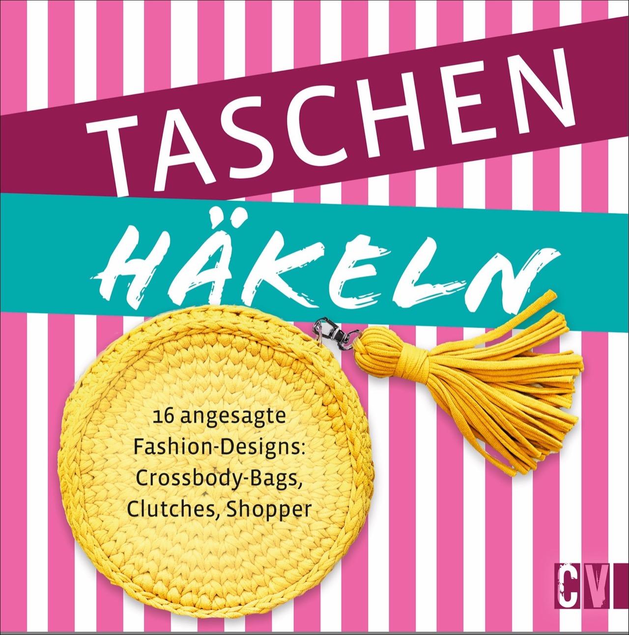 Taschen Häkeln Von Huple Rasa 16 Angesagte Fashion Designs Crossbo