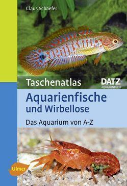 Taschenatlas Aquarienfische und Wirbellose von Schaefer,  Claus