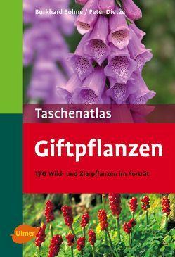 Taschenatlas Giftpflanzen von Bohne,  Burkhard, Dietze,  Peter