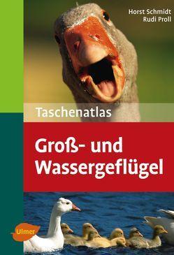 Taschenatlas Groß- und Wassergeflügel von Proll,  Rudi, Schmidt,  Horst
