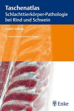 Taschenatlas Schlachttierkörper-Pathologie bei Rind und Schwein von Vallant,  André
