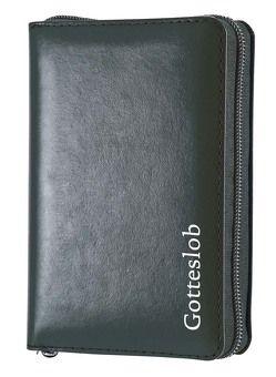 Taschenausgabe »Gotteslob«, schwarz mit Reißverschluss