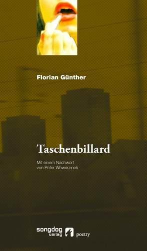 Taschenbillard von Florian,  Günther, Wawerzinek,  Peter