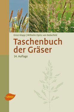 Taschenbuch der Gräser von Klapp,  Ernst, Opitz von Boberfeld,  Wilhelm