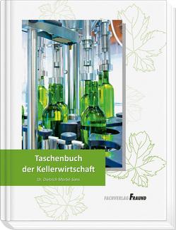 Taschenbuch der Kellerwirtschaft von Marbé-Sans,  Dr. Dietrich